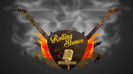 Rolling Stone Rock Bar